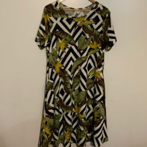 Lularoe Jessie 2XL dress